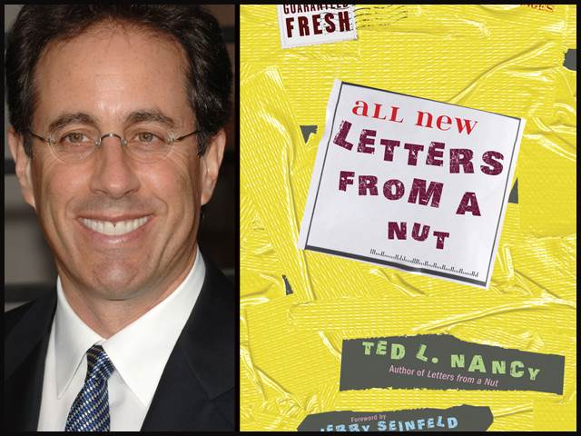 Jerry Seinfeld reveals Ted L Nancy